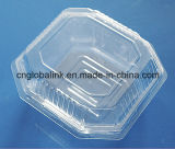 明確で使い捨て可能なフルーツの包装の容器サラダ包装の容器