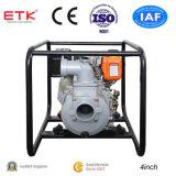 De draagbare Diesel Pomp van het Water (Ce)
