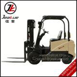 2.0t 4-Wheel de la buena calidad Carretilla elevadora eléctrica