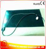 970*670*1.5mm Reifen-erhitzte Bett-Silikon-Gummi-Heizung 220V 1500W