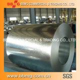 Dx51d, der Gi, SGCC, ASTM653, das/heiß ist, walzte gewölbtes Dach-Metallblatt-Baumaterial-heiße eingetaucht galvanisierter/Galvalume-Stahlring kalt
