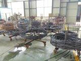 Tuyau hydraulique diplômée de transport de l'énergie 4sh d'en 856 DIN pour l'huile