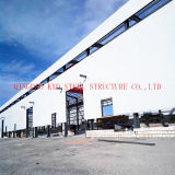 プレハブの構造スチールの倉庫
