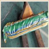 油圧ホースの保護火毛布
