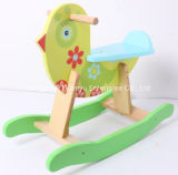 Fábrica de abastecimento de madeira Rocking Animal-Bird Rocker