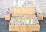 Кровати твердой деревянной кровати самомоднейшие двойные (M-X2239)