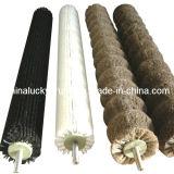 Nylon o PP de limpieza de la fruta o de pulido del cepillo de rodillo (YY-090)