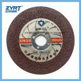 T41 утончают диск вырезывания на режущий диск 100-125mm металла