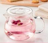 чайник термостойкого стекла 500ml с баком чая листьев цветка кофеего Infuser травяной