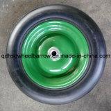 高品質のマレーシアのモデル銀によって塗られる一輪車(WB6220)