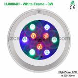 세륨 & RoHS 수영풀 램프 LED 수중 빛