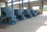 Nelson centrifugeert voor het Alluviale Gouden en Gemalen Stofgoud van de Rots