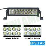 트럭을%s Epistar LEDs를 가진 11.5inch 60W IP67 LED 표시등 막대