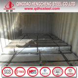Panneau ondulé de toit de tôle d'acier de zinc en aluminium