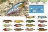 65mm coulant d'une première le prix bon marché usine --- La qualité a fait Crankbait de pêche en plastique dur fait sur commande - Wobbler - attrait de pêche de Popper de cyprins