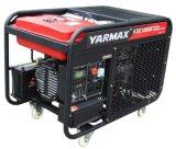 Water van het huishouden koelde Stille Diesel van het Type Generator 12kVA 230V 280