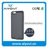 中国の上1の販売のiPhone 6のためのバックアップ外部電池のケース