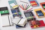 Оптовые дневник мягкой крышки PU и тетрадь Moleskine