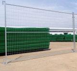 이동할 수 있는 6FT*9.5FT Canadatemporary 담 철망사 방호벽