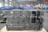 Het Blok van de Dieselmotor van Cummins 6CT8.3 van de vervaardiging met dubbel-Thermostaat 3971411/3934900/3968619/3355449/3934906/3934901