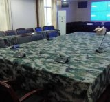 Singdenの会議室の電話会議システム(SM212C)