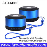 Radio Antena FM 10W Mini Robot Vibración Altavoz para USB o tarjeta SD SHY-ET10BCD
