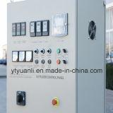 Máquina expulsando de venda superior do revestimento eletrostático do pó