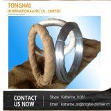 Aufbau galvanisierter Eisen-verbindlicher Draht