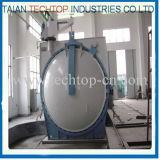 fibra aprobada del carbón del CE de 1500X3000m m que cura el sistema de la máquina