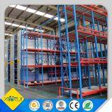 中型の義務の倉庫の便利のセリウムが付いている長いスパンの棚