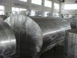 Réservoir frais de camion de lait de l'acier inoxydable 3000L