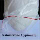 Examiner la testostérone crue Cypionate de poudre d'hormone de stéroïdes de CYP