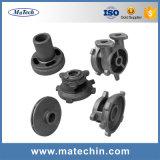 Pièces malléables personnalisées par fonderie de pompe à eau de main de fer de moulage de la Chine