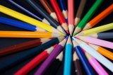 Colle de papier de crayon
