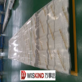 Chapa de aço ondulada impermeável do material de construção