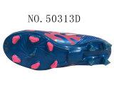 No 50313 4 ботинка штока футбола малышей цветов шнуруют вверх