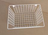 Panier de support de Sundires de tailles importantes de support de mur