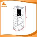 Aluminiumh-Rahmen-Binder für Lautsprecher
