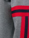 Ombro listrado Sweatershirt dos homens da fábrica