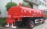 [4إكس2] [دونغفنغ] [15000ل] نار يتنازع شاحنة [15كبم] ماء نار [تنكر تروك]