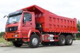 Camion à benne basculante utilisé par HP intense, durable et grand de la valeur 8X4 HOWO 371