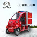 Chariot électrique de la distribution de pompe à incendie de Van mini