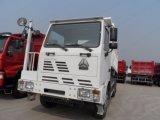 Cuerpo fuerte Sinotruk Wero 30 toneladas camión volquete de minería