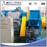 Tubo di plastica/profilo del PVC che schiaccia macchina per la frantumazione