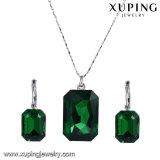 女性のためのSwarovskiの宝石類からの最も新しい方法宝石類セットCryctalsをセットし45なさい