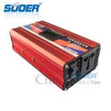 De Omschakelaar van Suoer 1500W 12V 220V gelijkstroom AC (saa-D1500A)