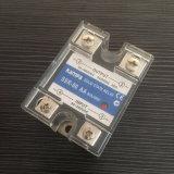 80AA SSR Input 90~280V Wechselstrom-Ausgabe 24-480V Wechselstrom-einphasiges Wechselstrom-Relais