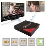 Het grote Vakje van ROM TV van de RAM van Amlogic S905X 2g 16g