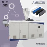 PVCプロフィールの生産の押出機