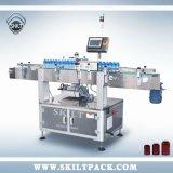 Labeler automático do frasco de vidro da fábrica de Skilt
